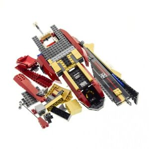 1x-Lego-pieces-7298-helicoptere-Set-Dino-2010-Helicopter-incomplet
