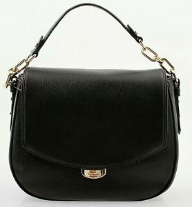 Image Is Loading Kate Spade Mulberry Street Alecia Black Pebbled Leather
