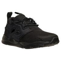 Authentic Reebok Black Furylite Running Shoes V67159 Blk Men Sz