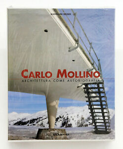 Carlo-MOLLINO-Rare-Italian-Book-1950-039-s-Mid-Century-Modern-Design-Eames-Gio-Ponti