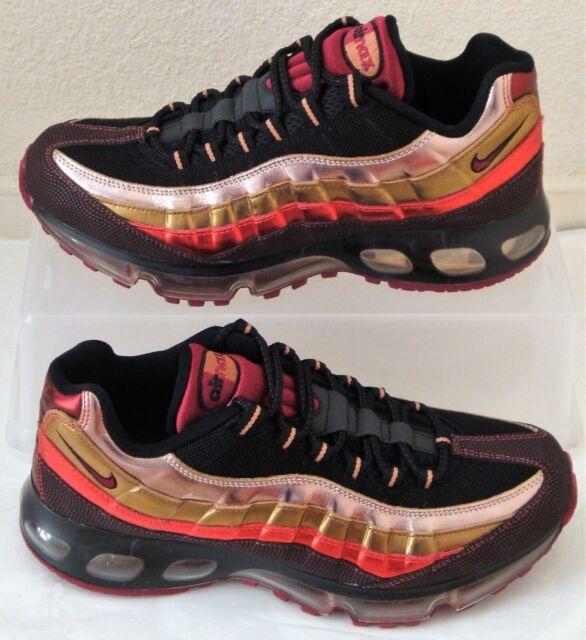 Size 8 - Nike Air Max 95 360 Black - 315859-061