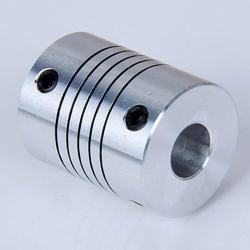 Motor CNC eje de la mandíbula Acoplador Acoplamiento flexible Impresora 3D 5//6.35//8//10 mm di