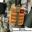 thumbnail 5 - Tactical First Aid Kit Pouch Survival Molle Rip Away EMT Medic Bag Nylon Camping