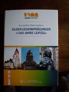 1 Sammelmappe 1000 Jahre Leipzig ohne Inhalt - Bad Driburg, Deutschland - 1 Sammelmappe 1000 Jahre Leipzig ohne Inhalt - Bad Driburg, Deutschland