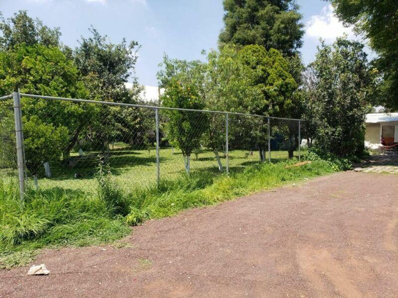 Venta terreno Coacalco