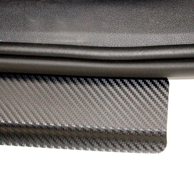 VW T4    Einstiegsleisten Lackschutzfolie Schutzfolie 3D T 4 carbon 2267