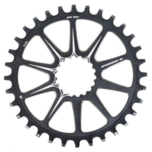 Cannondale Ai X-Sync Spidering Fahrrad Kettenblatt 10 Arm 32 Zähne schwarz