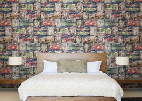 3D Retro Series 754 Wall Paper Murals Wall Print Wall Wallpaper Mural AU Kyra