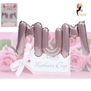 75-cm-Large-MUM-LETTER-TEXT-BALLOON-Mothers-Day-Birthday-Inflate-Decoration-Gift