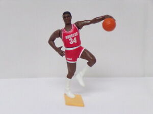 ORIGINAL Vintage 1988 Kenner SLU Starting Lineup Figure Hakeem Olajuwon FP