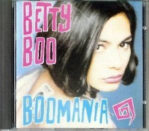 Betty-Boo-Boomania-1990-CD
