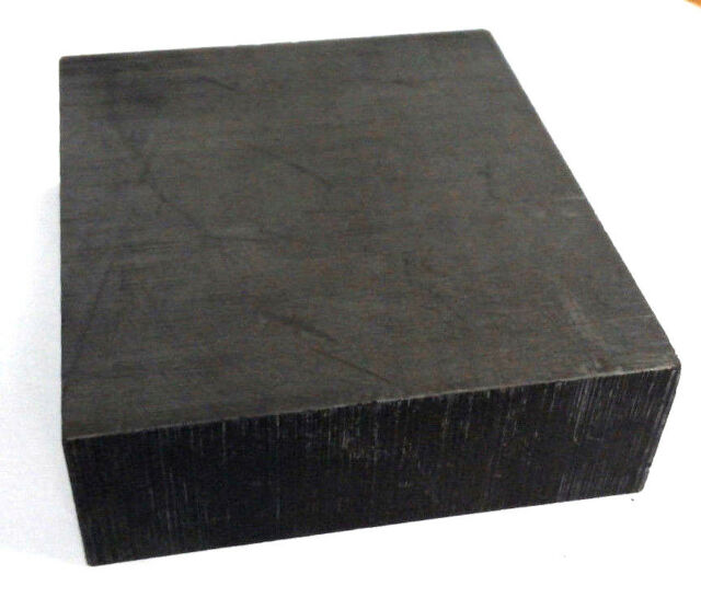Graphite Blank Block Sheet Plate High Density Fine Grain 1//2/'/' X 5/'/' X 5/'/'