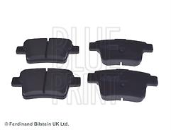 Jaguar X-Type Petrol /& Diesel 05-10 Set of Rear Brake Pads