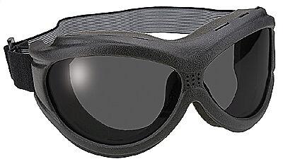 New The Beast 4590 Goggles Black//Smoke Lens