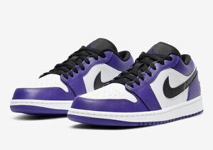 Nike-Air-Jordan-1-Low-Court-Purple-11-Mens-Shoes-553558-500