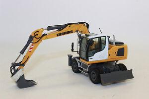 NZG-890-Liebherr-a-914-litronic-mobilbagger-1-50-nuevo-en-OVP