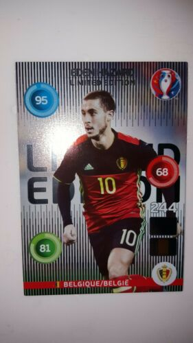 PANINI EURO 2016 Limited Edition XXL Nordic Inventiveness ToIP joueur Eleven...