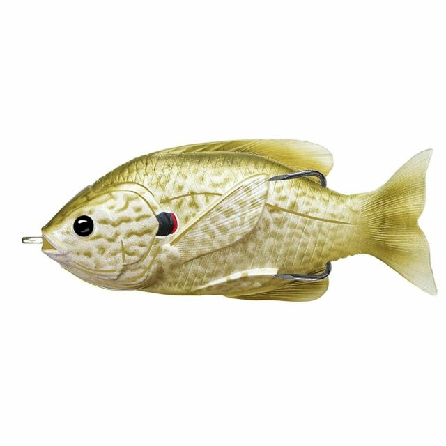 LIVETARGET Lures SFH75T553 Sunfish Hollow Body for sale online