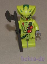 LEGO Ninjago - Figur Lasha mit Axt / njo051 NEUWARE