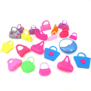 10x-set-Cute-Lovely-Mix-Different-Types-Handbag-Shoulder-Bag-for-Doll-IO