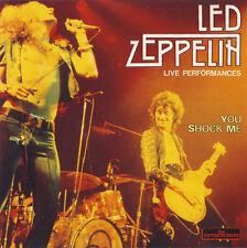 Led Zeppelin – You Shock Me (Live Performances)