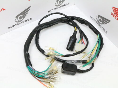 "Honda CB 500 Four K0 K1 K2 Kabelbaum Kabelsatz Reproduktion /""Made in Japan/"""