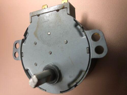Genuine Panasonic Microwave Oven Turntable Motor Part # A63265451QP MWM450