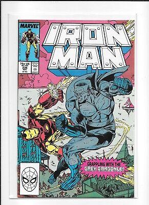 MARVEL IRON MAN #236 DECENT 7.5