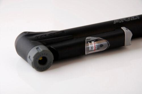 Atozi Mini Bike Pump with Smart Valve Fit Presta /& Schrader for MTB /& Road Bike