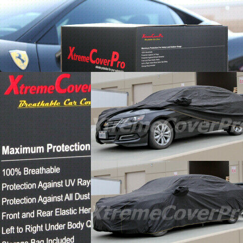 2010 2011 2012 2013 Chevy Impala Breathable Car Cover w//MirrorPocket