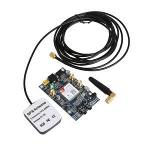 Details about SIM808 EVB-V3 2 Module GSM GPRS GPS Development Board SMA GPS  Antenna Arduino
