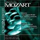 Mozart: Clarinet Concerto (Complete version and orchestral accompaniment only, 2012)