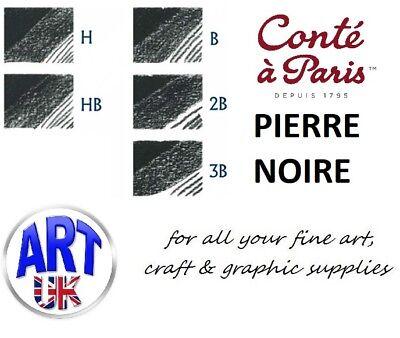 Cont/é /à Paris Pierre Noire 3B Sketching Pencil