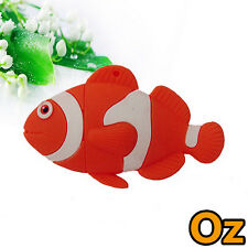 Nimo USB Stick, 8GB Clownfish Flash Memory Flash Drives WeirdLand