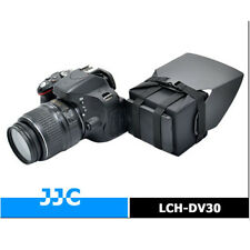 JJC LCH-DV30 Collapsible LCD HOOD F Canon XF300 XF105 XF100 XA25 XA20 XA10 T3I