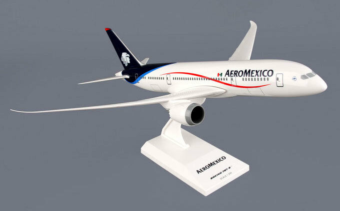 Aeromexico Boeing 787-8 1 200 Skymarks skr335 modèle d'avion b787 Dreamliner