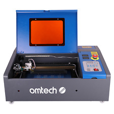 Omtech 40w Co2 Laser Engraver Cutter With 8 X 12in Bed K40 For Diy Home Office