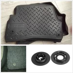 40Pcs-Car-Carpet-Floor-Mat-Fixing-Clips-Clamps-Grips-ABS-Black