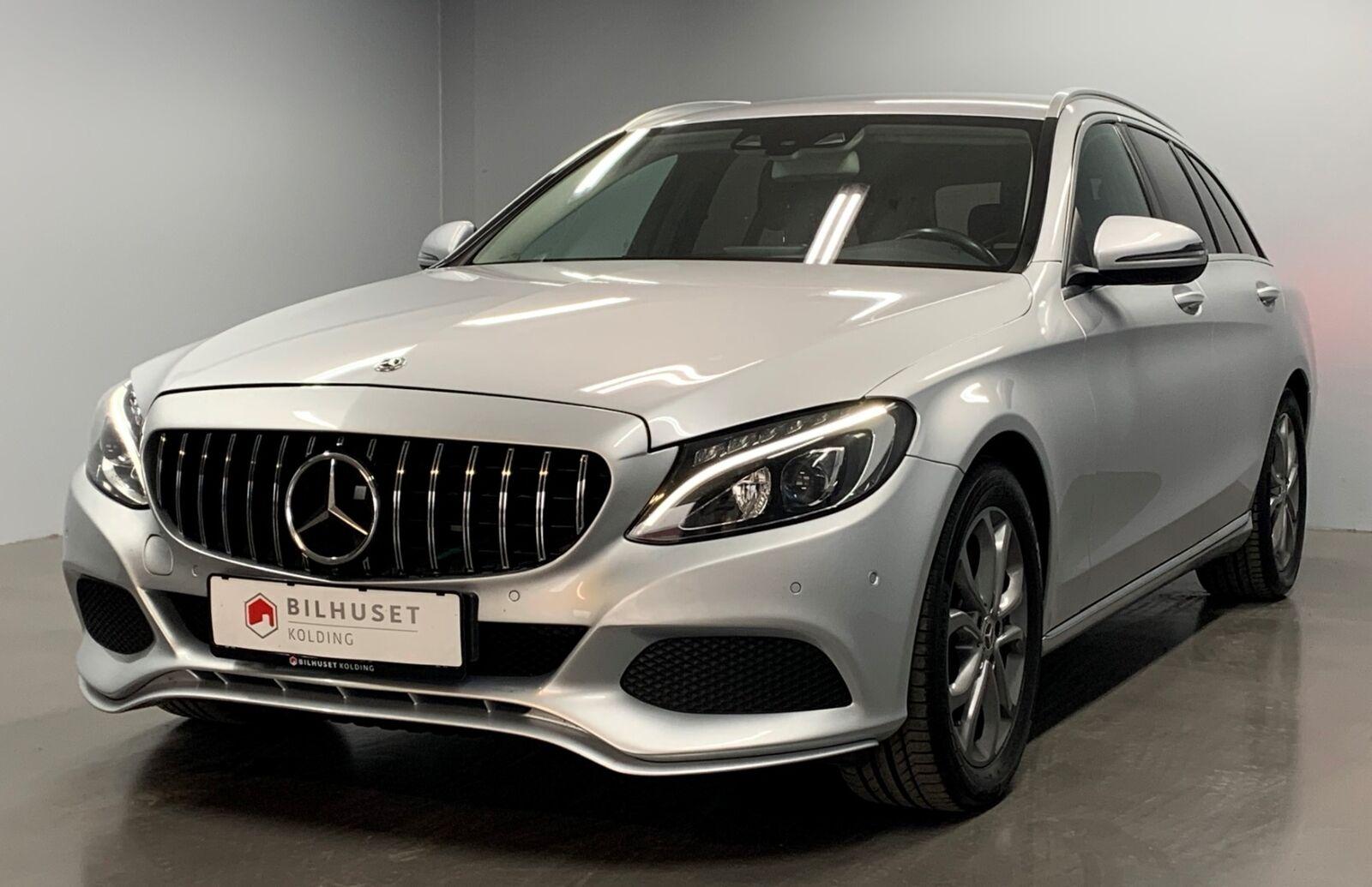 Mercedes C220 d 2,2 Avantgarde stc. aut. 5d - 314.990 kr.