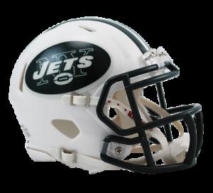 New York Jets Minihelm