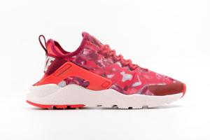 50% ] Nike Air Huarache Run Ultra Print ( 844880-600 )