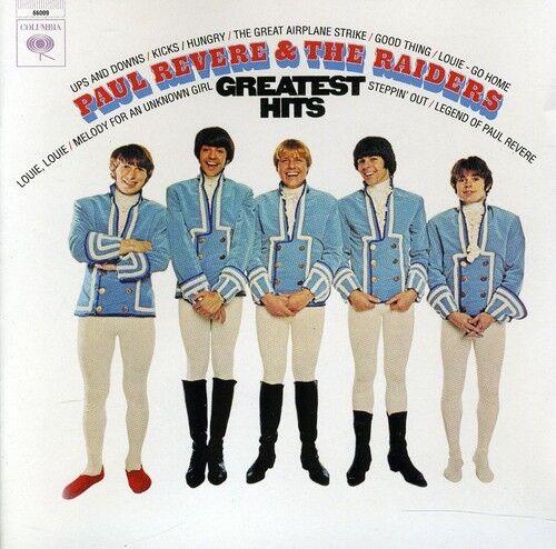 Paul Revere & the Raiders - Greatest Hits [New CD]