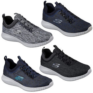 Details about Skechers Elite Flex Hartnell Trainers Memory Foam Sports Fashion Mens Shoes