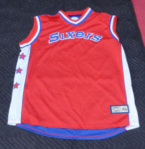 Image is loading Vintage-Majestic-Hardwood-Classics-NBA-Philadelphia-76ers- Jersey 1a587359b