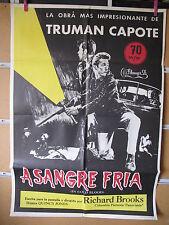 A2000   A SANGRE FRIA - OBRA DE TRUMAN CAPOTE - DIRECTOR RICHARD BROOKS
