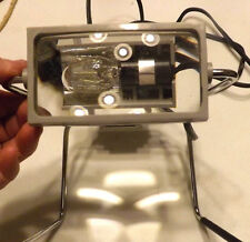 Nice Jewelry / Craft Magnifier Stand with Light Both Light & Maginfier Swivels
