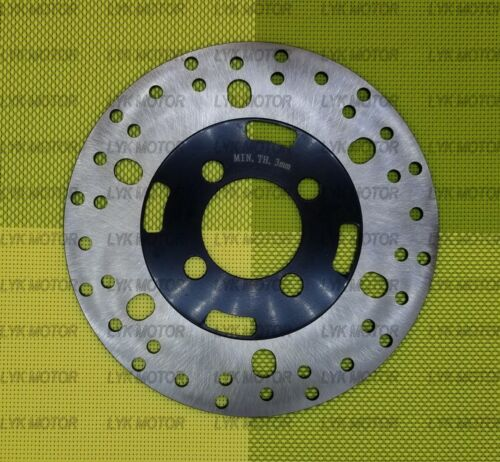 2 Pcs Front Brake Disc Rotor For 1999 Yamaha Big Bear 350 YFM350 1999