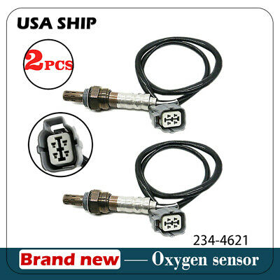 2x 02 O2 Oxygen Sensor for Honda Accord 1998-2002 2.3L F23A1 F23A5 Up/&Downstream