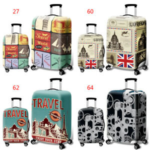 Luggage-Case-Cover-Suitcase-Protect-Elastic-For-Outdoors-Travel-18-20-24-28-Inch