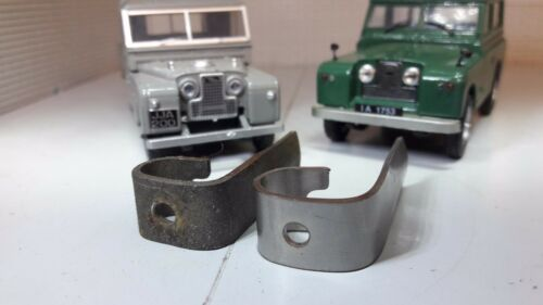 Jaeger Smiths Gauge Instrument Dash Boussole Clamps Land Rover Series 1 2 2 A x3
